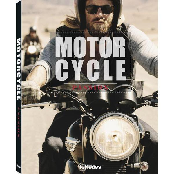 Motorcycle Passion Coffee Table Books TeNeues