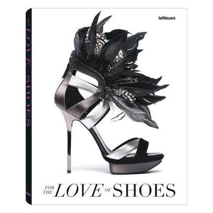 For The Love of Shoes Coffee Table Books Coffee Table Books TeNeues