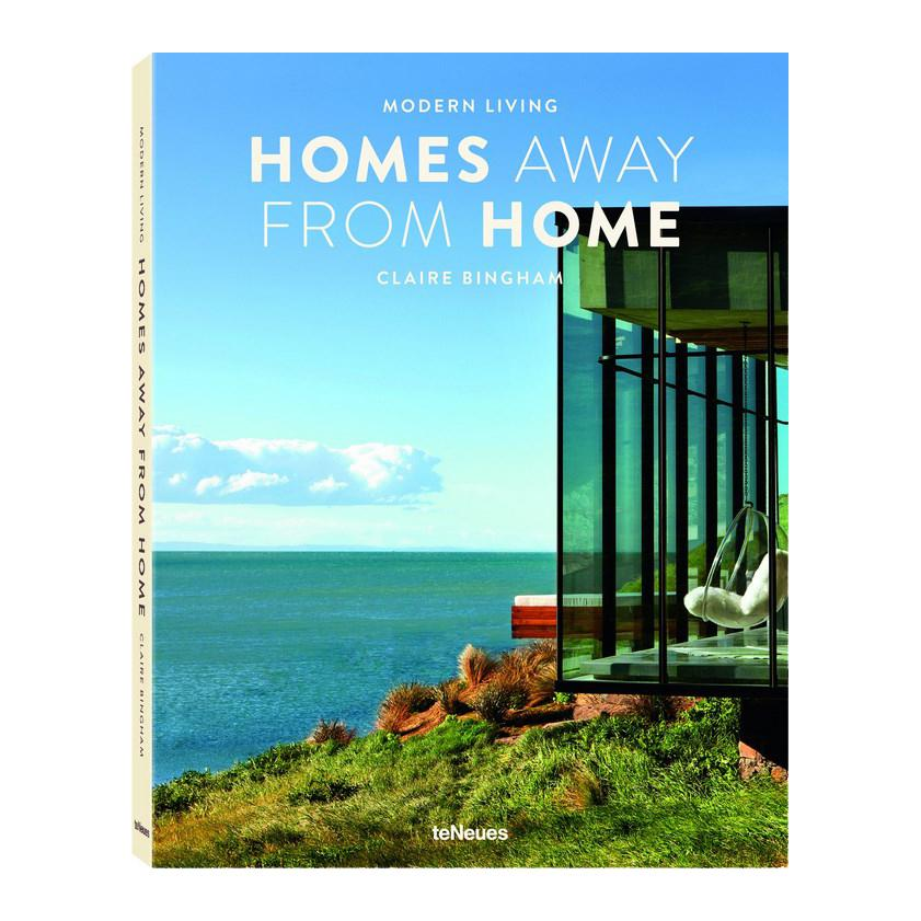 Modern Living: Homes Away From Home Coffee Table Books TeNeues