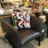 Pierre Frey Graffiti Pillow  VANILLAWOOD Pillows - 3