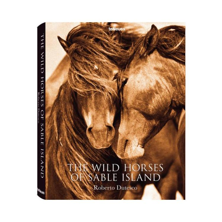 The Wild Horses of Sable Island Book Coffee Table Books TeNeues