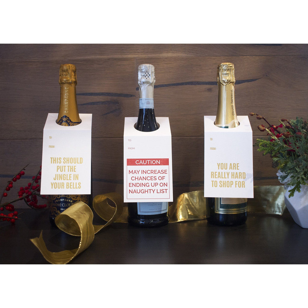 Wine Gift Tags  Chez Gagne Cards - 10