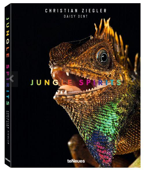 Jungle Spirits Coffee Table Book Coffee Table Books TeNeues