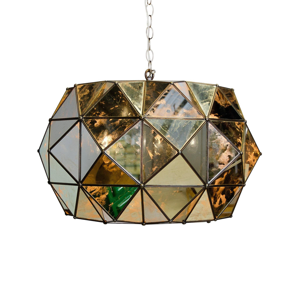 Rozz Pendant  Worlds Away Lighting