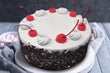 Black Forest Pound Cake