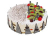 Fresh Fruit Tiramisu Cake