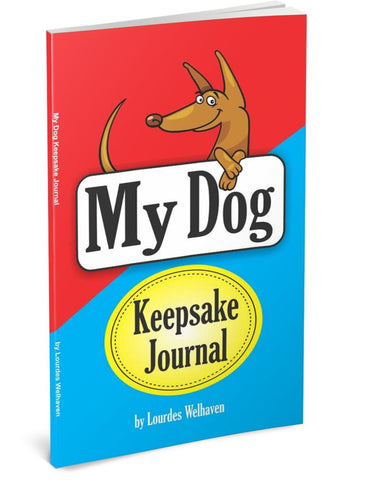 My Dog Keepsake Journal