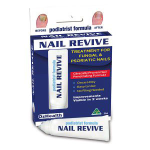 Podiatrist Formula Nail Revive