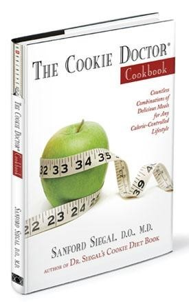 The Cookie Doctor Cookbook by Sanford Siegal