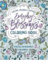 The Psalms Coloring Book