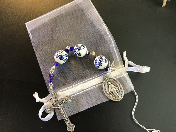 Chaplet of the 3 Hail Marys