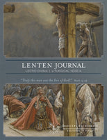 Lenten Journal Liturgical Year A
