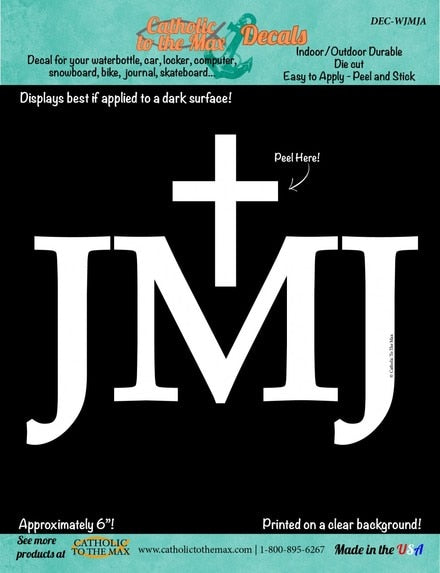 JMJ Decal