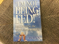I'm not being fed by Jeff Cavins