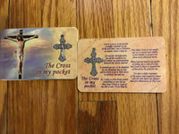 The Cross in my Pocket card