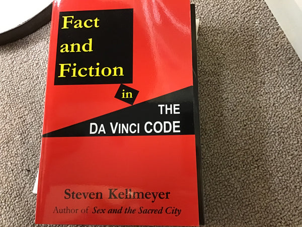 Fact and fiction in da Vinci Code