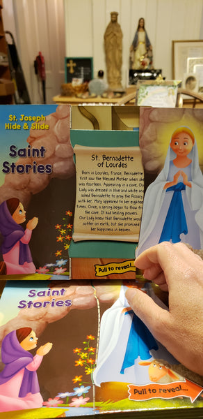 St Joseph Hide & Slide Saint Stories