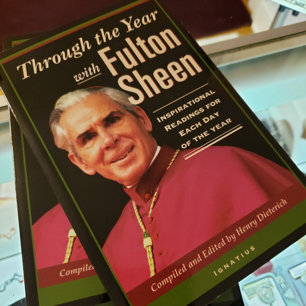 Through the Year with Fulton Sheen