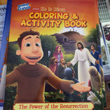 Brother Francis Coloring & Activity Book