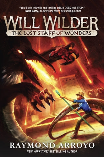 Will Wilder:  The Lost Staff of Wonder