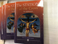 Stations of the Cross The Way Of Divine Mercy