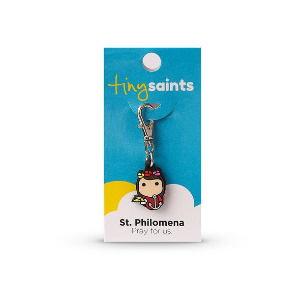 Tiny saint - Saint Philomena