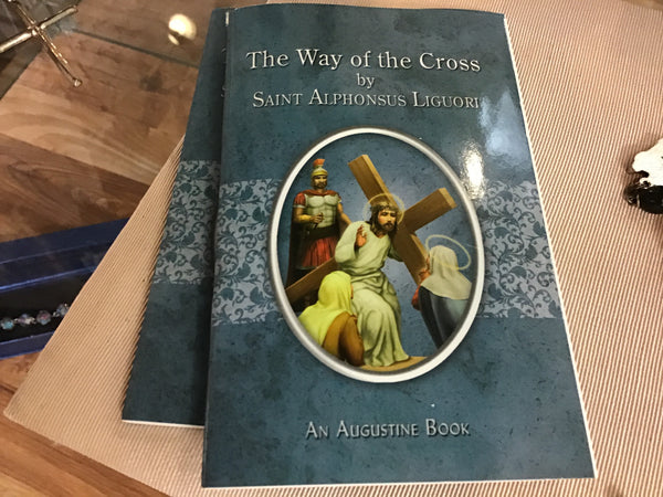 The Way Of The Cross prayerbook