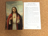 paper holy card