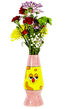 Load image into Gallery viewer, Lavalamp Vase