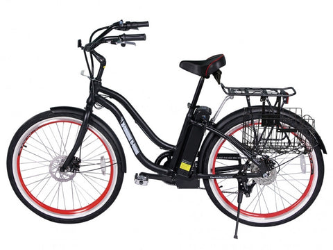 Malibu Beach Cruiser Electric Bicycle