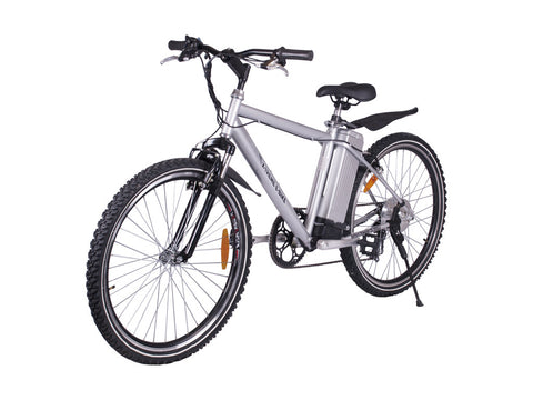 Alpine Trails Electric Mountain Bicycle (Lowest Cost E-Mountain Bike)