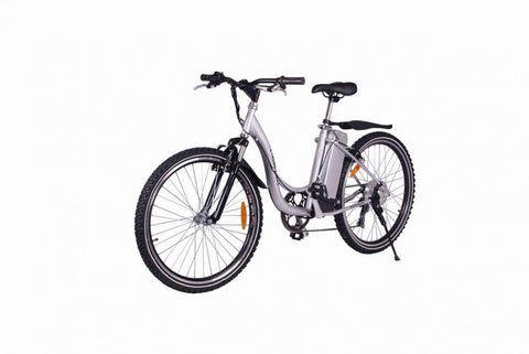 Sierra Trails SLA Lowest Cost Step Through Electric Mountain Bicycle