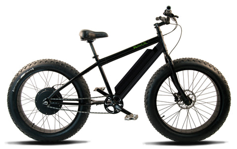 Rebel X V5 FAT TIRE Offroad Electric Bike