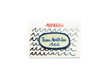 Aufnäher Team North Sea