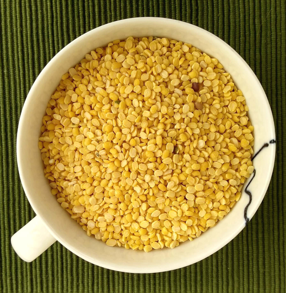 Moong Dal Without Skin