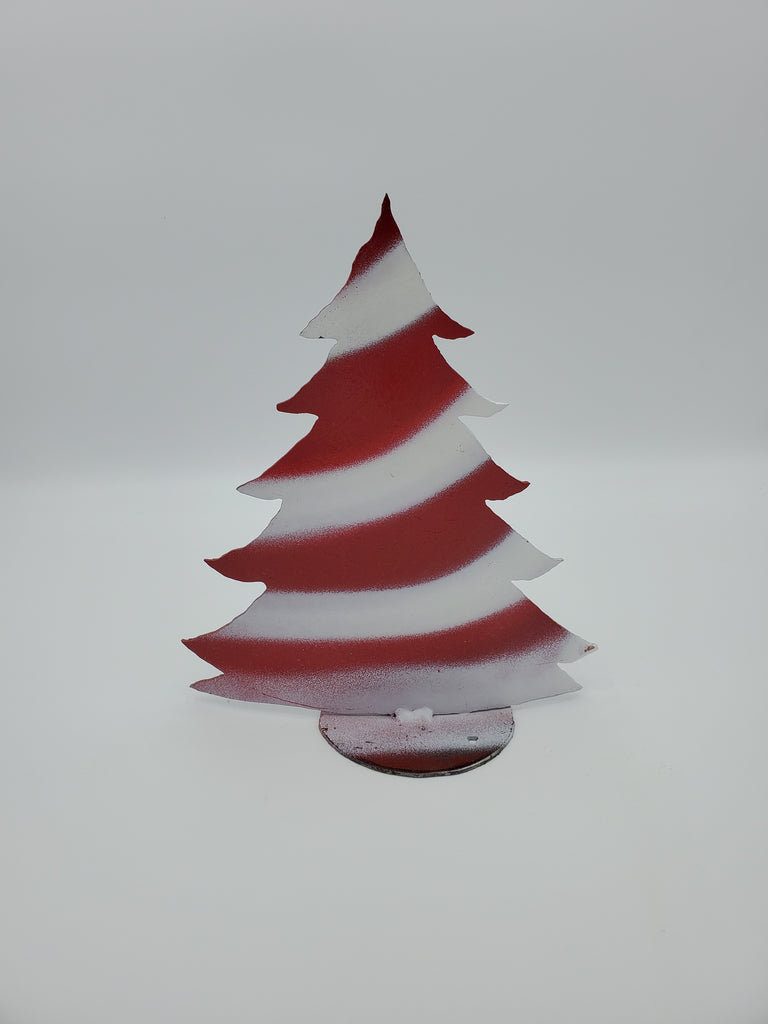Christmas Tree - Glass Art - Kingston Glass Studio - Blown Glass - Glass Blowing