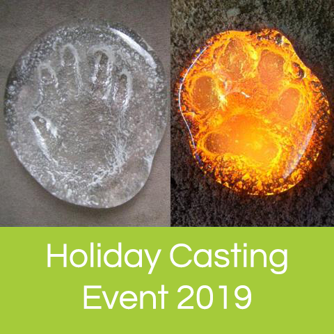 Holiday Handcasting Event - 7th December 2019