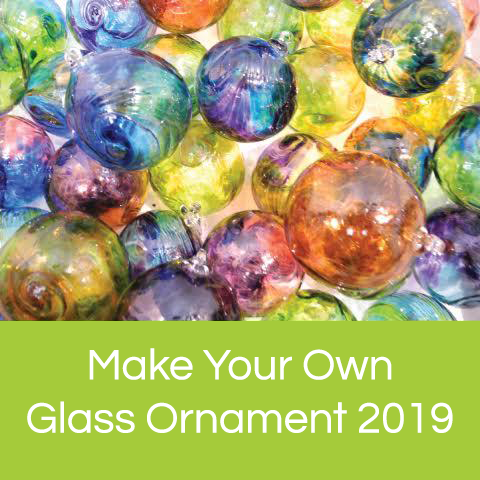 Make Your Own Glass Ball Ornament - 14th December 2019