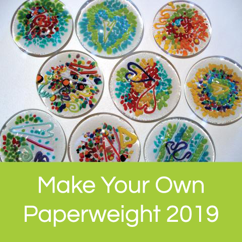 Design Your Own Paperweight - 4th May 2019