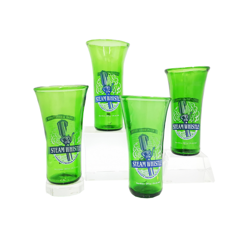 Set of 4 Steamwhistle Glasses