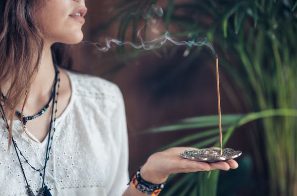 Incense for anxiety
