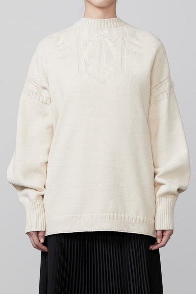 C/N GANSEY SWEATER