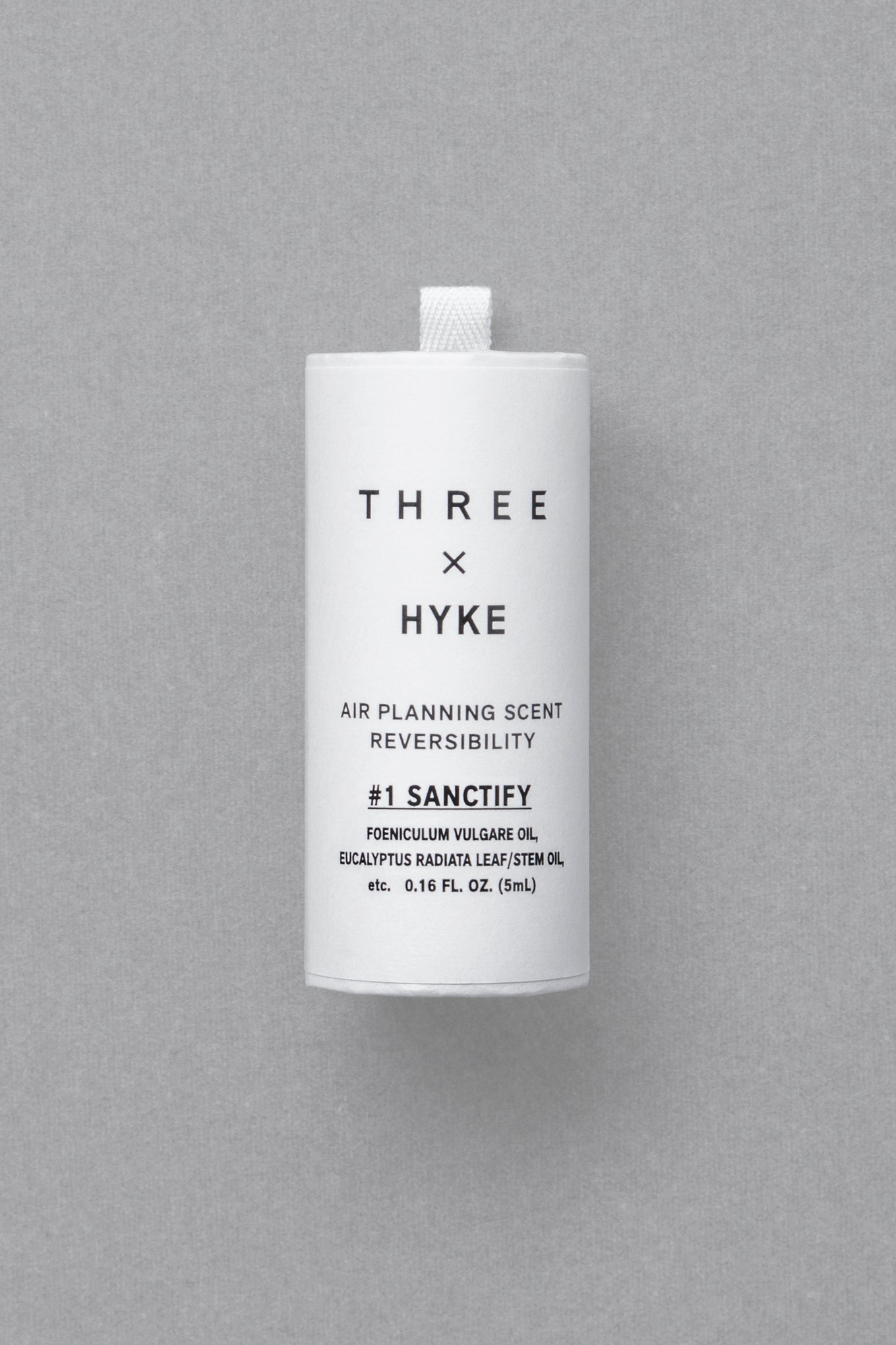 THREE × HYKE<br>AIR PLANNING SCENT REVERSIBILITY #1