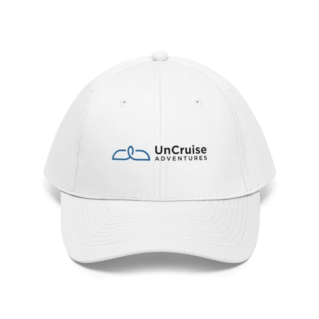 Load image into Gallery viewer, Classic UnCruise Adventures Brand Unisex Twill Hat