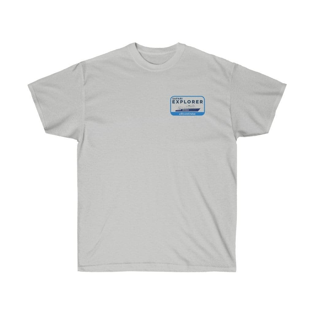 Safari Explorer Ultra Cotton Tee