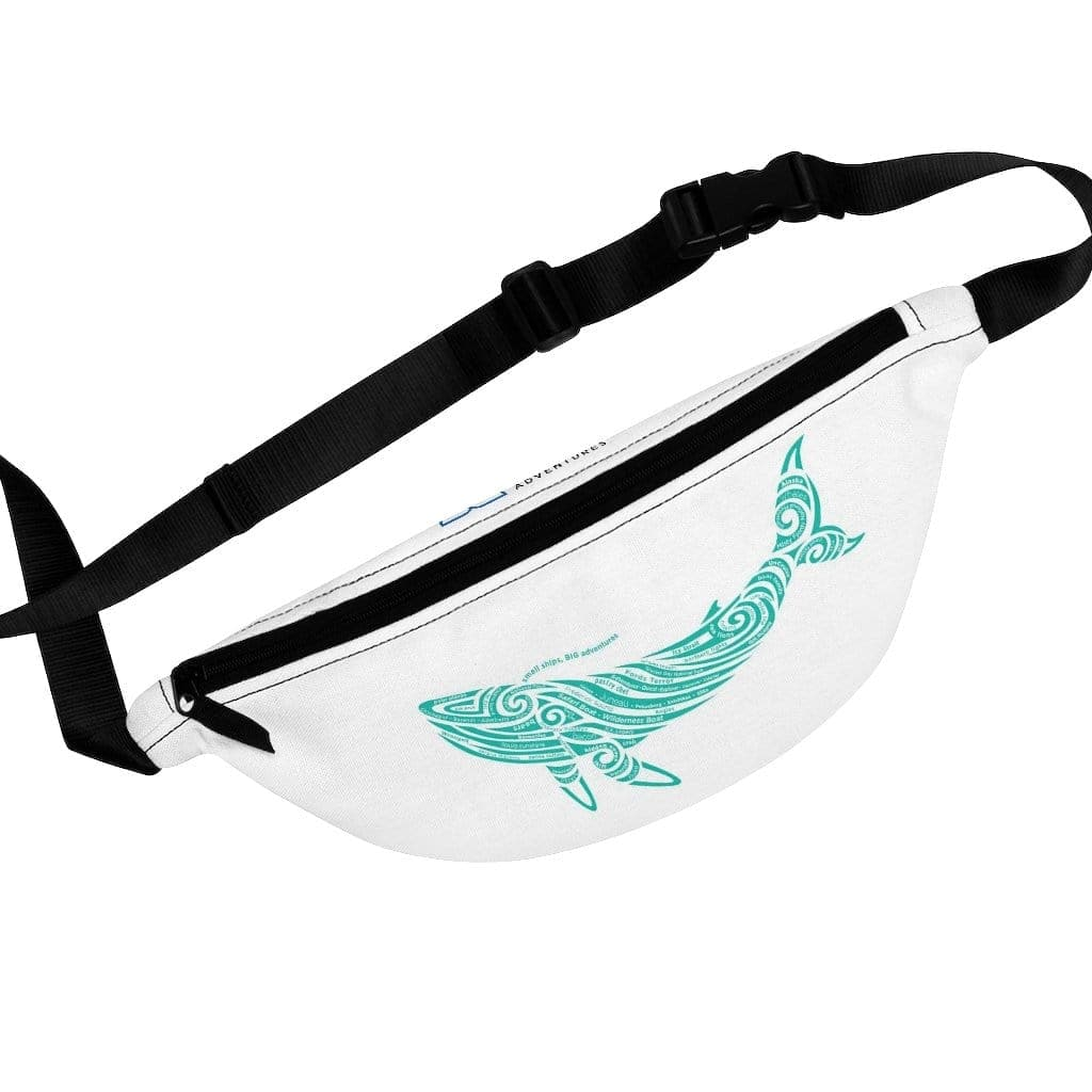 A Whale of a Time Fanny Pack