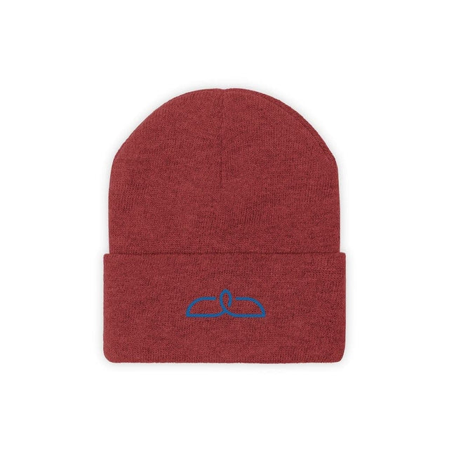 Load image into Gallery viewer, Custom Embroidered Knit Beanie