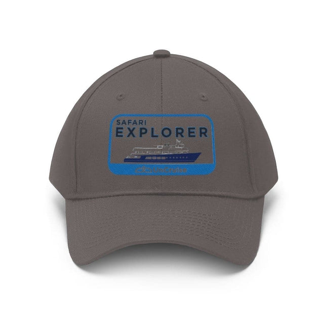 Load image into Gallery viewer, Safari Explorer Unisex Twill Hat