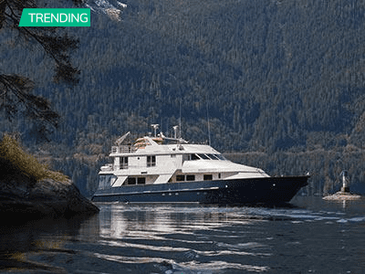 Olympic Wilderness and San Juan Islands 7 Nights