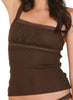 Signature Camisole Chocolate Brown